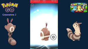 Pokemon Go (Gen 2) - NEW EVOLUTIONS Wiesor/Wiesenior - YouTube