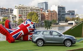 new car launches october 2014Paris motor show 2014 Land Rover Discovery Sport  Telegraph