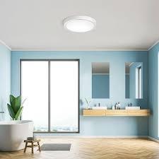 best ceiling bathroom lighting