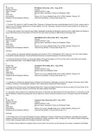 Deepak Dixit 3 Year Resume