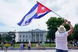 Cuba, meets with Cuban American leaders ...