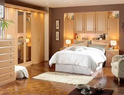 Best Arrange Bedroom Furniture In A Rectangular Room Design With Wood  Material