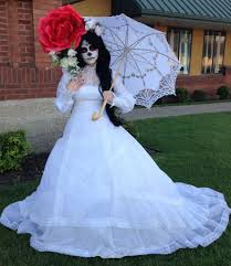 Wedding Dresses Day Of The Dead