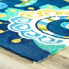 mustard yellow rug teal and yellow rug blue area rugs aurora indoor outdoor mustard