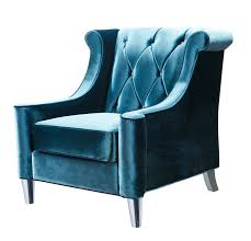 ... Chairs, Blue Accent Chairs For Living Room Blue Velvet Accent Chair  Elegant With Unique Backrest ...