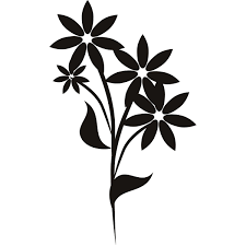 Small Picture 18 Small Flower Wall Decals Vine Flower Wall Art Stickers Small