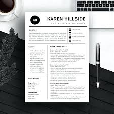 Resume Template Free 2018 Fascinating Free Modern Resume Template Sapphirepartners