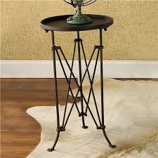 fabulous round metal accent table with stunning small metal accent table metal and glass end tables