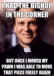 Harmless Priest memes | quickmeme via Relatably.com