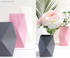 Flower Vase With Paper 50 Stunning Diy Flower Vase Ideas For Your Home Cool Crafts