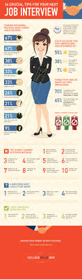 crucial tips for your next job interview interview job 34 crucial tips for your next job interview infographic