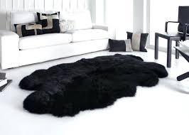 white sheepskin rug costco sheepskin rug