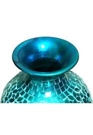 teal glass vases beautiful teal colored glass vases teal glass vases
