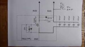 mini spot welder circuit diagram mini spot welder circuit diagram