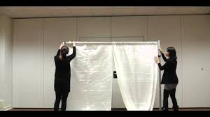 backd set up guide pipe d backdrop system with wedding white fabric you