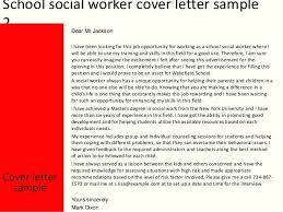 Cover Letter For Social Worker Job Fresh Cover Letter For Social