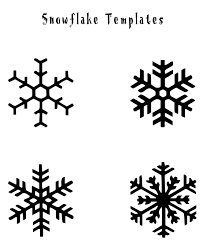 Snowflake Patterns Gorgeous Snowflake Patterns To Trace Mapiraj