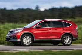 Honda CR-V 4-series CR-V 1.6 i-DTEC Comfort 2WD 2013 - 2015 120 hp ...
