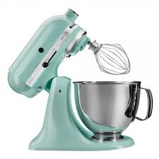 ice blue kitchenaid mixer. KitchenAid Artisan 5 Qt. Ice Blue Stand Mixer Kitchenaid