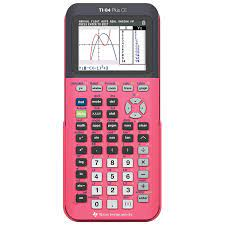 Texas Instruments TI-84 PLUS CE Hesap Makinesi (Coral) 27704