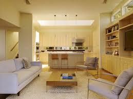 17 Open Concept Brilliant Living Room And Kitchen Design