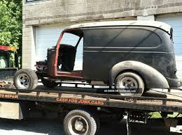 1946 Chevrolet Panel - Information and photos - MOMENTcar