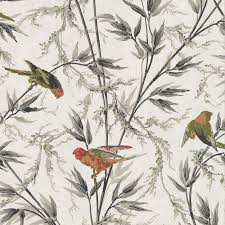 Little Greene Behang London Wallpapers Iv Great Ormond St Signature