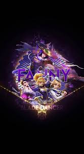 Second of all it is free and. Wallpaper Phone Special Fanny Blade Dancer By Fachrifhr On Deviantart