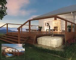 waterplex under deck water tank