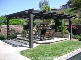 free standing wood patio covers garden design regarding the elegant as well stunning cover designs gable plans pat