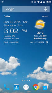 best free weather apps for android with