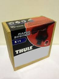 <b>Thule</b> 4912 fitting <b>kit</b> for roof <b>Opel</b> / <b>Vauxhall Astra</b>, Signum, Vectra ...