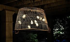 cheap outdoor lighting for parties. DIY Outdoor Lighting Project - Redeem Your Ground | RYGblog.com Cheap For Parties