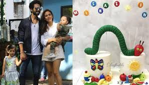 Misha Kapoor And Brother Zain Kapoor Celebrated Their