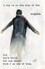 Side Of The Angels Bbc Sherlock Print On Etsy By Burnsidesmanor
