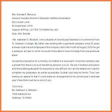 Academic Appeal Letter Enchanting 48 Examples Of College Appeal Letters Paystub Confirmation