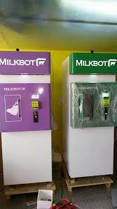 Milkbot Vending Machine Cool Milk Vending Machine Milkbot 48i