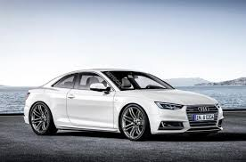 new audi a5 coupe to launch in 2017