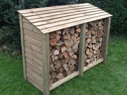 To get the best results firewood should be seasoned through a range of  measures including appropriate wood storage. If you can buy your logs in  bulk, ...