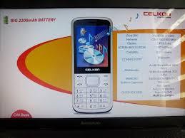 Celkon c9 jumbo with wats app and 2000 ...