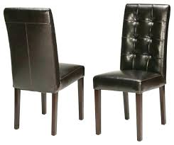 real leather dining chairs tufted leather dining chair wonderful genuine leather tufted dining chair traditional dining