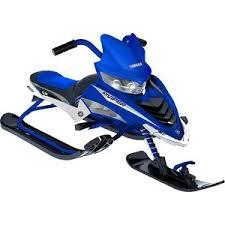 <b>снегокат</b> yamaha viper <b>snow bike</b> blue ymc17001x   novaya-rossia ...