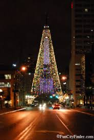 tree lighting indianapolis. The Circle Of Lights Illuminates Downtown Each December Tree Lighting Indianapolis