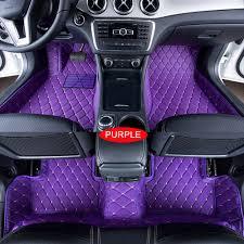 Car Floor Mats Case for Toyota 4Runner Customized Auto 3D Carpets ...