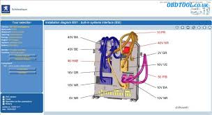 peugeot wiring diagrams peugeot service box eobdtool co uk wiring diagram peugeot planet 2