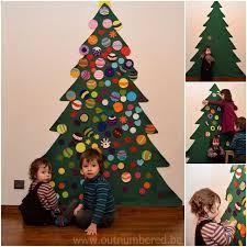 <b>DIY Felt Christmas</b> Tree for <b>Kids</b> - CreatifulKids | <b>Diy felt christmas</b> ...