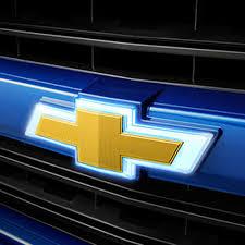 All Chevy blue chevy bowtie emblem : General Motors 84129740 Silverado Bowtie Grille Emblem Gold ...