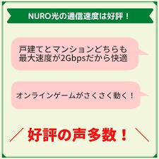 Nuro 光 評判