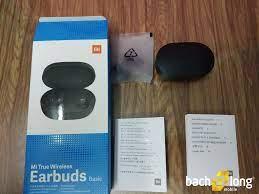 Tai Nghe Mi True Wireless Earbuds Basic Giá Rẻ - Bạch Long Mobile