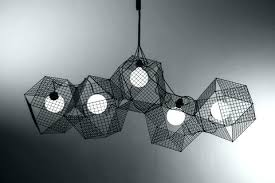 decoration geometric shaped chandelier designer lighting in modern shape home decorators party decoration singapore